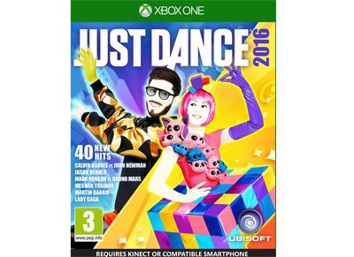 Just Dance 2016 - Xbox One Game