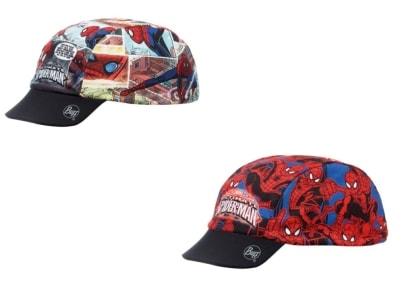 Παιδικό Καπέλο Buff Spiderman Cartoon Δύο Όψεων (1 Τεμάχιο)