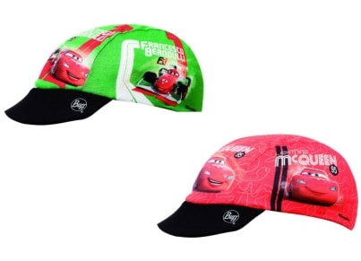 Παιδικό Καπέλο Buff Neonrace Cars Δύο Όψεων (1 Τεμάχιο)