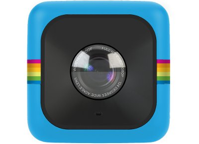 Action Camera Polaroid Cube Full HD Μπλε