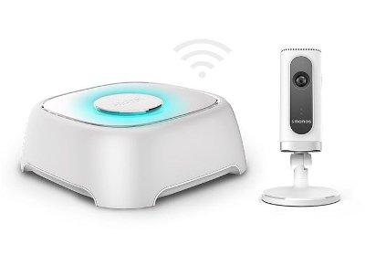 Ασύρματος συναγερμός & κάμερα Smanos W020 & IP6 WiFi