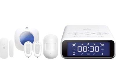 Ασύρματος συναγερμός Smanos GSM/SMS/Bluetooth/FM G310