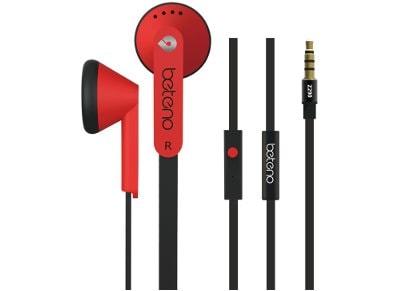 Ακουστικά Beteno In-Ear Z290I Κόκκινο