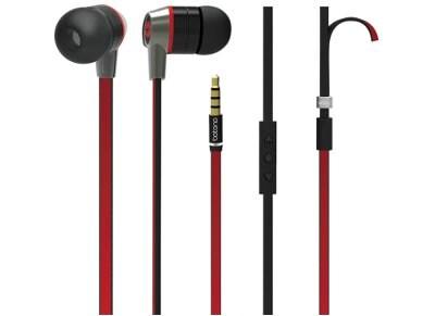 Ακουστικά Beteno In-Ear G360 Κόκκινο