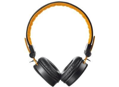 Ακουστικά κεφαλής Urban Revolt Fyber 4090637 Μαύρο