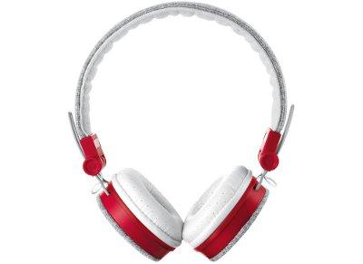 Ακουστικά κεφαλής Urban Revolt Fyber 4090942 Λευκό