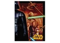 Ντοσιέ GIM Star Wars A4 Με Λάστιχο