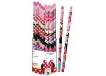 Μολύβι Gim - ΗΒ Με Σχέδιο - Minnie Ξύλινο Με Γόμα (1 Τεμάχιο)