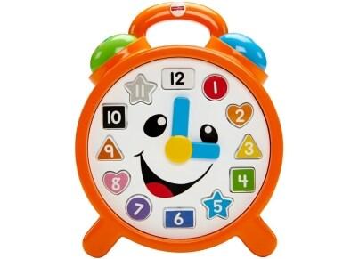 Fisher Price Laugh & Learn Εκπαιδευτικό Ρολόι (DLB24)