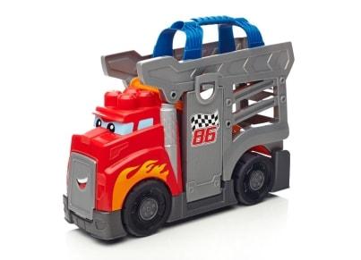 Fisher Price Mega Bloks Νταλίκα με Αυτοκινητάκι (CND68)