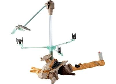 Hot Wheels Star Wars Μάχη στο Διάστημα (CGN32)