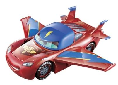 Cars Μεγάλος Μακουίν Με Αξεσουάρ (CKJ98)