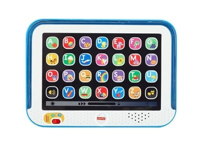 Fisher Price Laugh & Learn Εκπαιδευτικό Tablet-Μπλε (DKK08)
