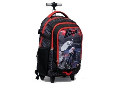 Σακίδιο Τρόλεϋ GIM X-Games Bikes (339-13074)