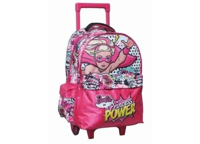Σακίδιο Τρόλεϋ GIM Barbie Princess Power (349-50074)