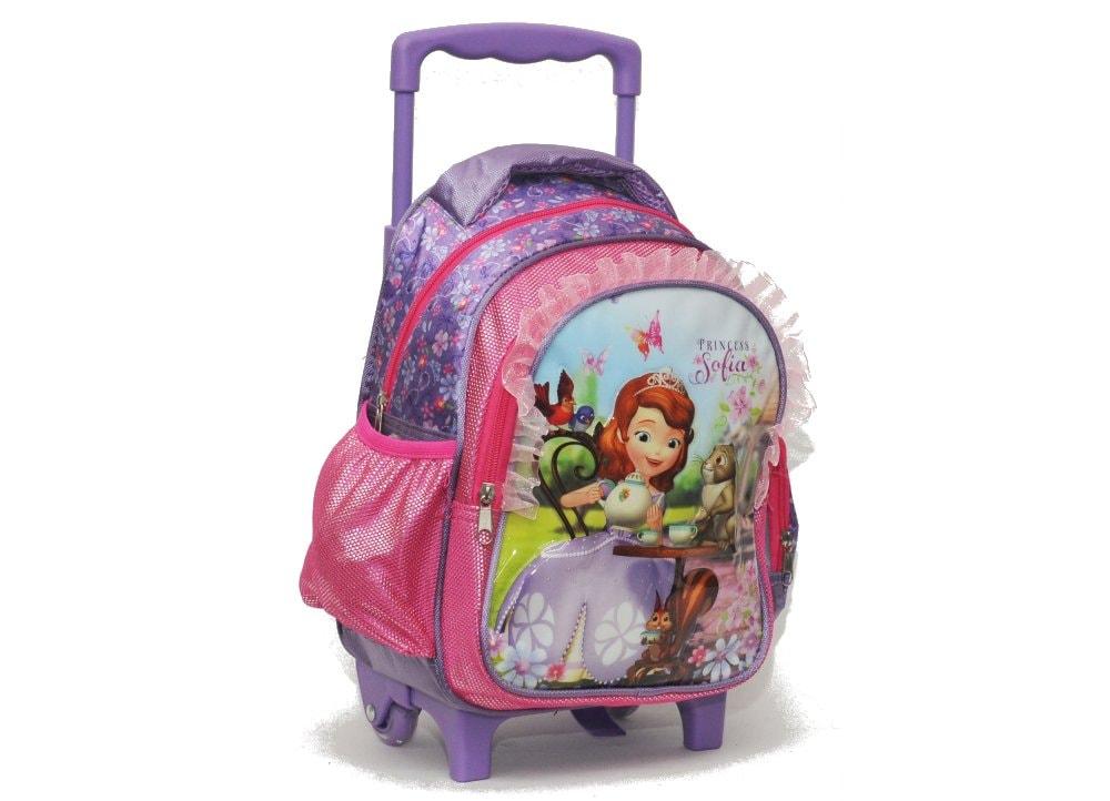 Οι ήρωες της Disney συνοδεύουν το παιδί σας στο σχολείο!