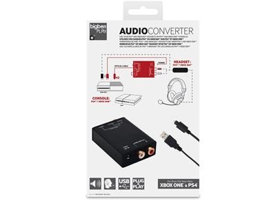 BigBen Audio Converter - PS4/Xbox One gaming   αξεσουάρ κονσολών   ps4   καλώδια   φορτιστές