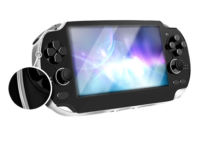 BigBen DGA.PSV.00042 - Extra Slim Case PS Vita gaming   αξεσουάρ κονσολών   ps vita