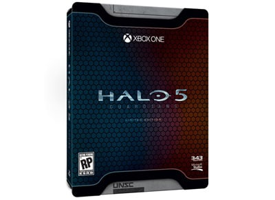 Halo 5: Guardians Limited Edition - Xbox One Game