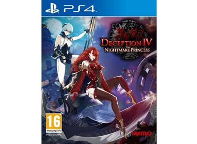 Deception IV Nightmare Princess - PS4 Game gaming   παιχνίδια ανά κονσόλα   ps4