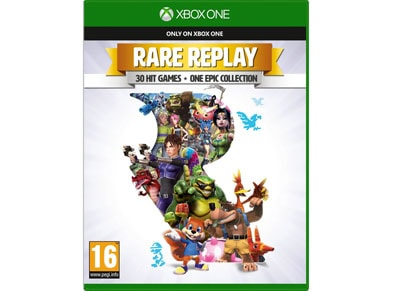 Rare Replay (30 Hit Games) - Xbox One Game