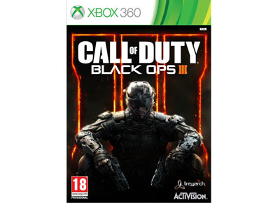 Call of Duty Black Ops III - Xbox 360 Game gaming   παιχνίδια ανά κονσόλα   xbox 360