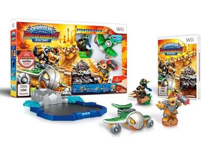 Skylanders Superchargers Starter Pack - Wii Game