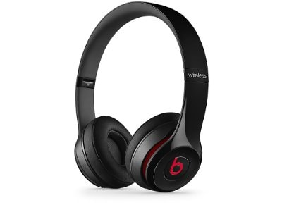 Ασύρματα Ακουστικά Κεφαλής Beats by Dre Solo 2 Wireless Μαύρο