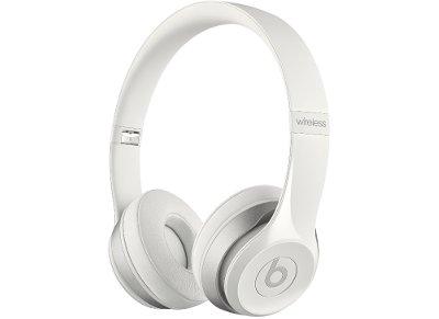 Ασύρματα Ακουστικά Κεφαλής Beats by Dre Solo 2 Wireless Λευκό