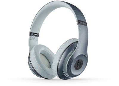 Ασύρματα Ακουστικά Κεφαλής Beats by Dre Studio 2.0 Ασημί