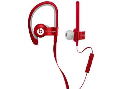 Ακουστικά Beats by Dre Powerbeats 2 Κόκκινο