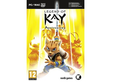 Legend of Kay HD Anniversary - PC Game