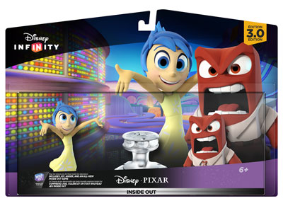 Φιγούρα Disney Infinity 3.0 Playset Inside Out