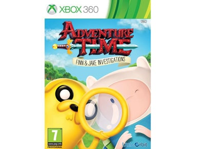 Adventure Time - Finn and Jake Investigations - Xbox 360 Game