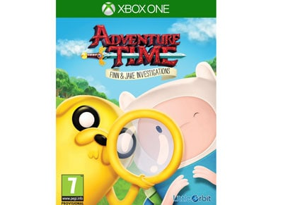 Adventure Time - Finn and Jake Investigations - Xbox One Game