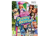Barbie & Her Sisters Puppy Rescue - Wii Game