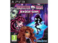 Monster High New Ghoul in School - PS3 Game