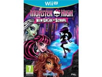 Monster High New Ghoul in School - Wii U Game