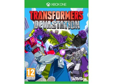Transformers Devastation - Xbox One Game