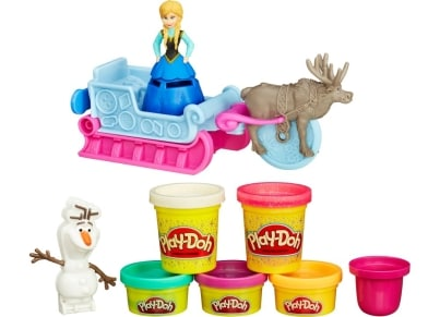 Play-Doh To Έλκηθρο της Άννας (Hasbro B1860)