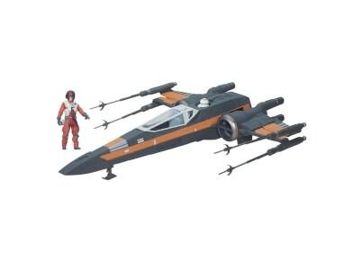 Όχημα και Φιγούρα Star Wars Ε7 Hasbro (B3953)