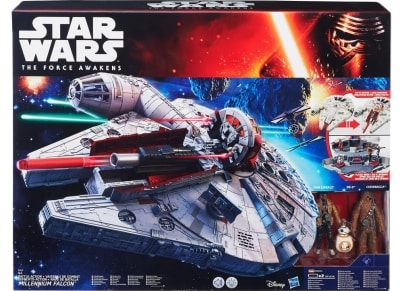 Όχημα και Φιγούρες 9.5cm Star Wars Ε7 Hasbro (B3678)