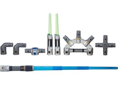 Ηλεκτρονικό Φωτόσπαθο Jedi Master Star Wars Ε7 Hasbro (B2949)
