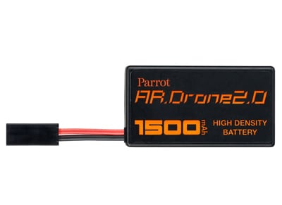 Parrot Επαναφορτιζόμενη Μπαταρία 1500 mAh για AR. Drone 2.0 - Parrot Mini Drones wearables  drones   hitech   drones   τηλεκατευθυνόμενα   αξεσουάρ   ανταλλακτικ