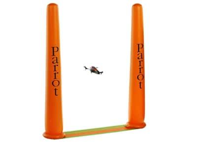 Parrot Γραμμή Τερματισμού & 2 Πυλώνες για AR. Drone 2.0 - Parrot Mini Drones wearables  drones   hitech   drones   τηλεκατευθυνόμενα   αξεσουάρ   ανταλλακτικ