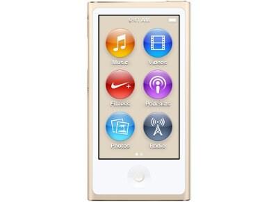 Apple iPod Nano 16GB MKMX2QB/A Χρυσό
