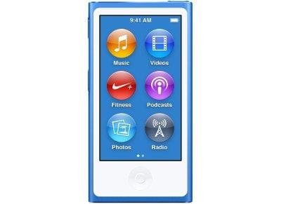 Apple iPod Nano 16GB MKN02QB/A Μπλε