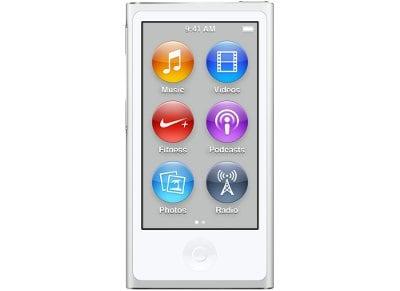 Apple iPod Nano 16GB MKN22QB/A Ασημί