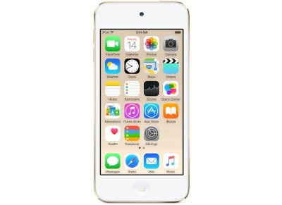 Apple iPod Touch 16GB MKH02BT/A Χρυσό