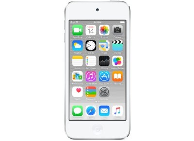 Apple iPod Touch 16GB MKH42BT/A Ασημί